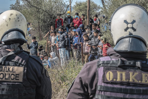 """Migration: pour ce spécialiste du Moyen-Orient, """"Ankara est dans une fuite en avant"""""""