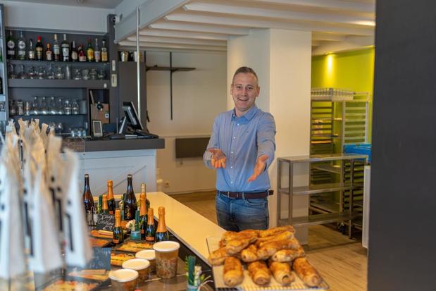 """Nieuwe bakkerij-tearoom in Middelkerke: """"Populair bij tweedeverblijvers"""""""