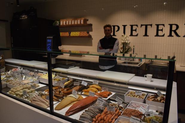 Pieter start vishandel middenin nieuwe lockdown
