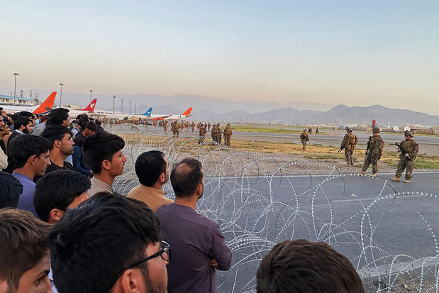 Afghanistan is opnieuw van de taliban, toegang luchthaven Kaboel afgesloten