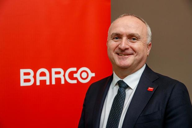 Barco is sterkste daler op de Brusselse beurs: bedrijf snoeit in kosten