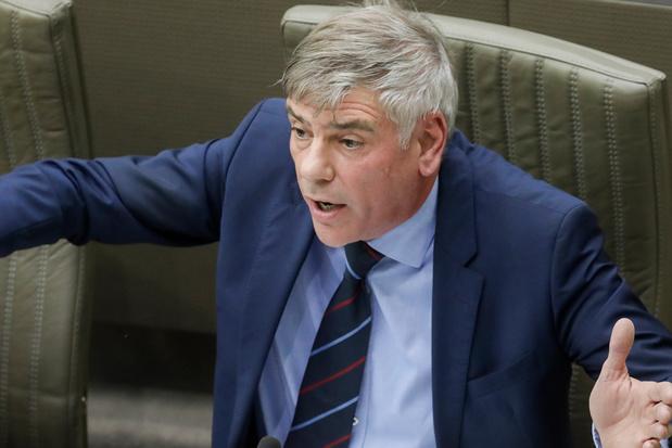 Filip Dewinter nieuwe voorzitter van Antwerpse Vlaams Belang-koepel