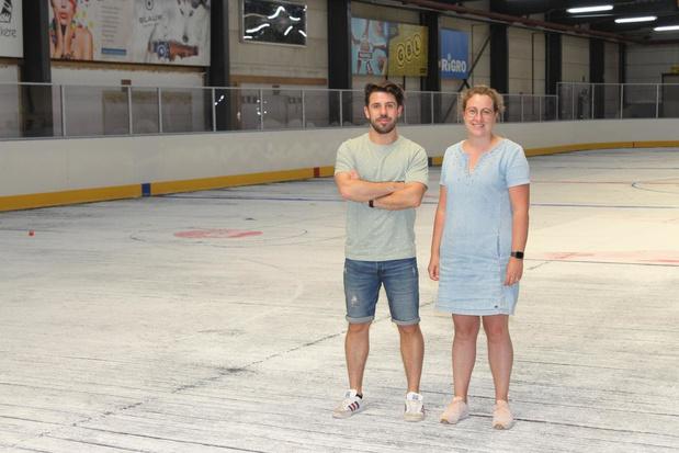 HC Kortrijk Spurs is de enige competitieve ijshockeyclub in West-Vlaanderen