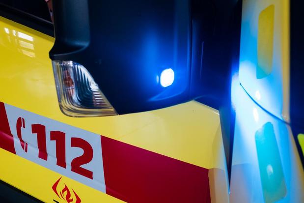 56-jarige fietser uit Zwalm zwaargewond maar buiten levensgevaar na ongeval in Oeselgem