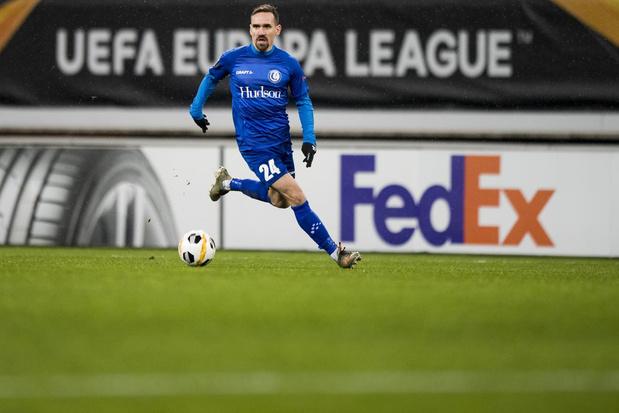 Sven Kums speelt niet tegen Anderlecht: 'Dat ik mezelf daar wegcijferde, hielp me niet'