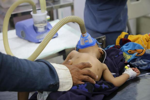 La pandémie de Covid-19 menace la santé des enfants dans les contextes humanitaires