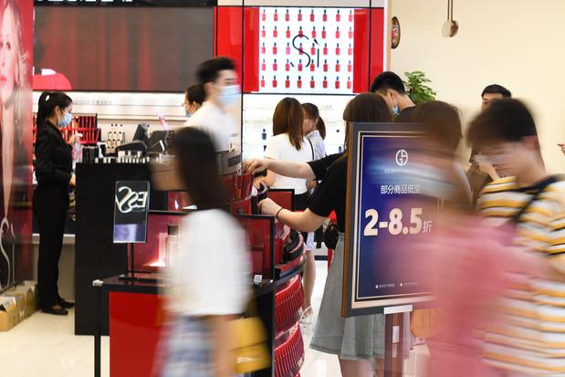 Onverwachte opvering van handel toont economische groei in China