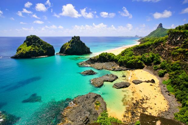 Op deze paradijselijke archipel zijn alleen ex-coronapatiënten welkom