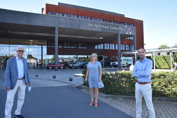 """Huisarts Pol Sansen: """"Artsen uit de Westhoek overstelpt door CLB-actie in school"""""""