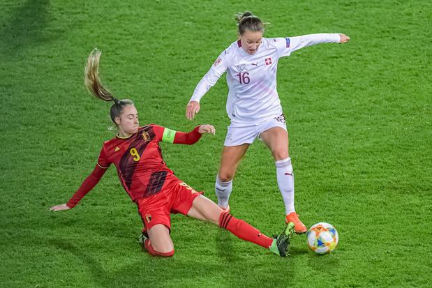 Onze sportmomenten van 2020: de kwalificatie van de Red Flames voor het EK