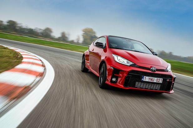 Toyota GR Yaris krijgt sportieve genen