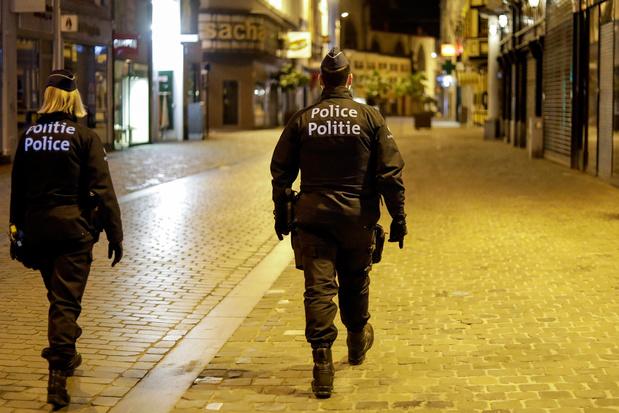Geweld tegen en door de politie neemt niet toe, ook niet in Brussel