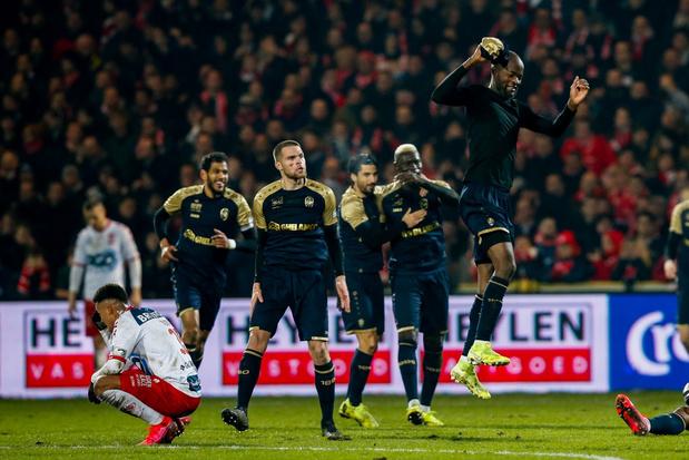 Antwerp plaatst zich voor finale Croky Cup tegen Club Brugge