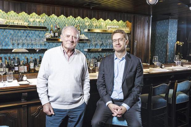 Nous avons réuni le scénariste Jean Van Hamme et le CEO Giles Daoust