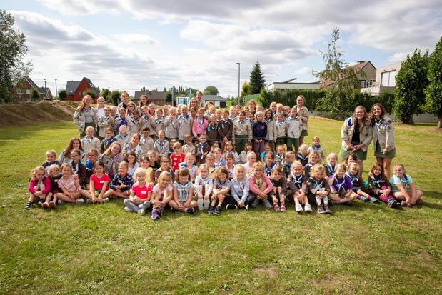 IN BEELD: 485 Lichterveldse kinderen en jongeren beleven startdag (in bubbels)