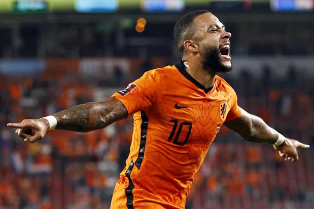 WK: Nederland met panache voorbij Turkije, Griezmann evenaart record
