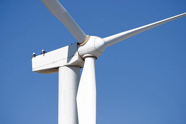 La plus haute éolienne du pays prendra place à Gand