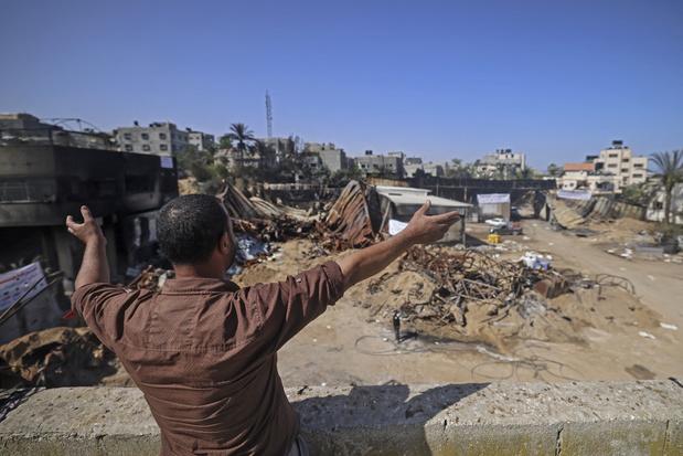 'Staakt-het-vuren is geen oplossing voor het structurele geweld tegenover Palestina'