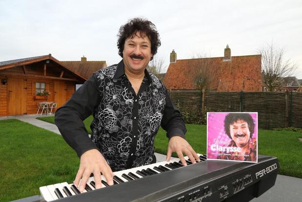 Opnieuw gratis namiddagoptredens met Johnny Clarysse in Muziekcentrum Dranouter