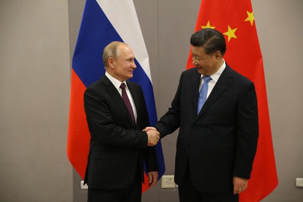 'China wil vermijden dat Rusland het op zijn heupen krijgt van zijn groeiende macht in Centraal-Azië'