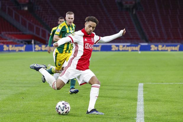 Ajax, éternel fournisseur de talents