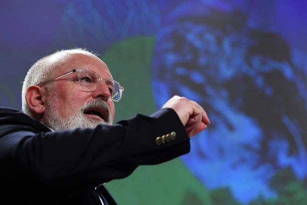 Het ambitieuze klimaatplan van Frans Timmermans: zo wil Europa CO2-neutraal worden