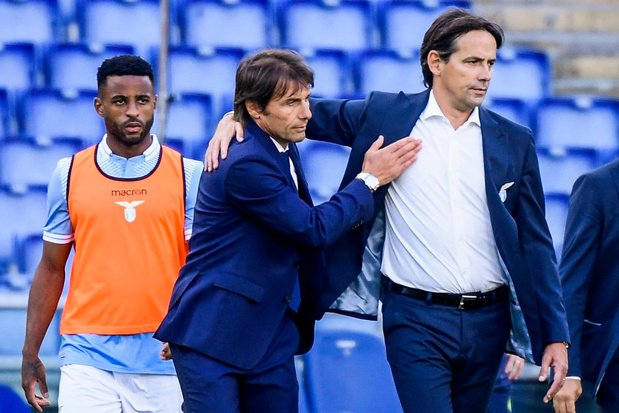 Simone Inzaghi wordt de nieuwe Conte bij Inter