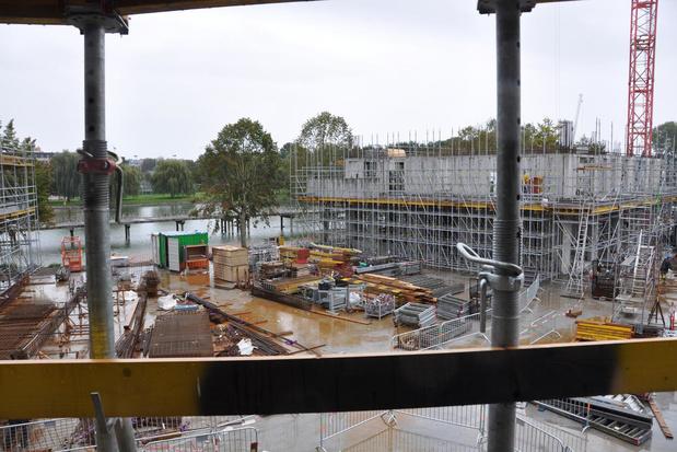 Waterfront-project in Waregem krijgt verder vorm