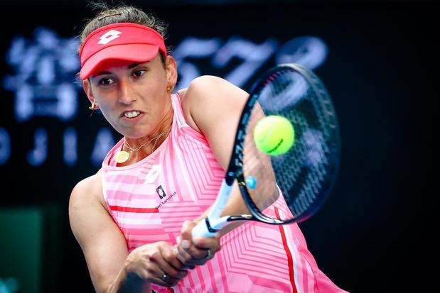 Hoe Elise Mertens al haar collega's overtreft, ondanks haar uitschakeling op de Australian Open