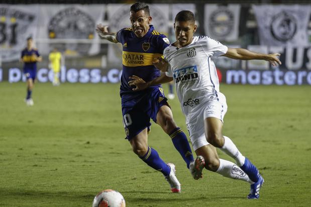 Copa Libertadores krijgt Braziliaanse finale tussen Palmeiras en Santos (video)
