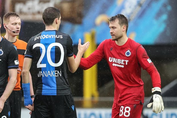 Mignolet en Vanaken verlengen contract bij Club Brugge tot 2025