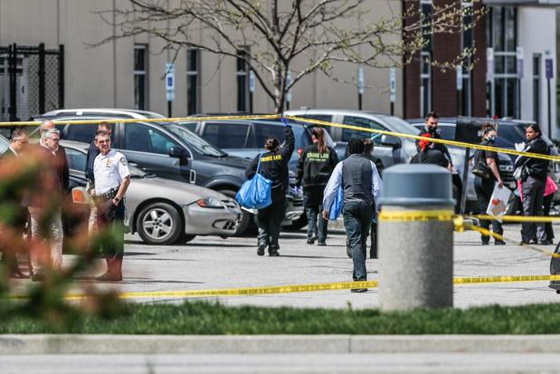 Opnieuw schietpartij in VS: oud-werknemer FedEx schiet acht oud-collega's dood