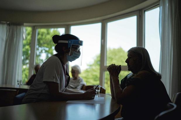 """Vaccination du personnel des maisons de repos: """"L'obligation ne doit pas être un tabou"""""""