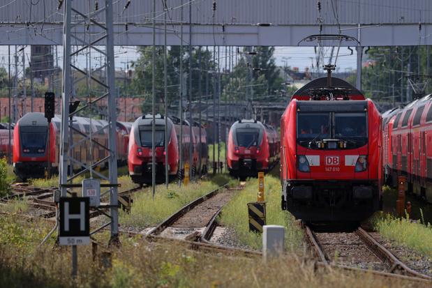 Spoorstaking in Duitsland: vakbond weigert aanbod Deutsche Bahn