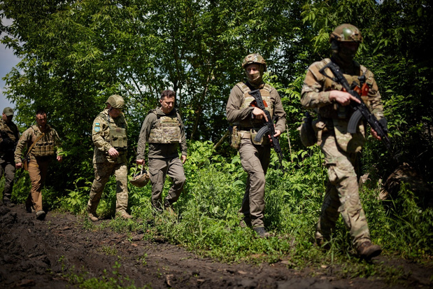 Washington geeft nieuwe schijf militaire steun aan Oekraïne