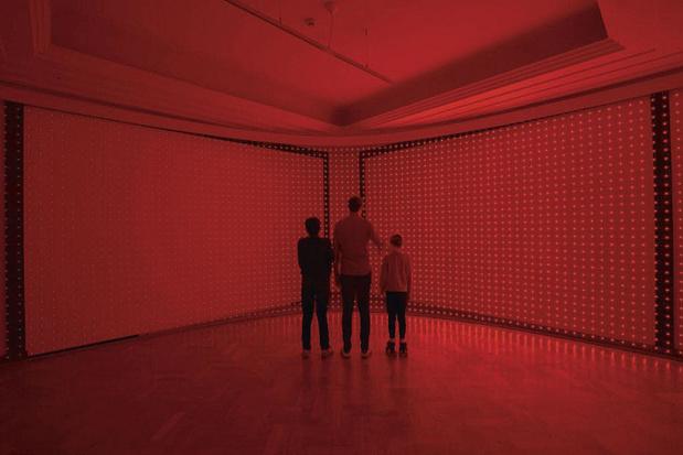Plein phare sur l'art contemporain