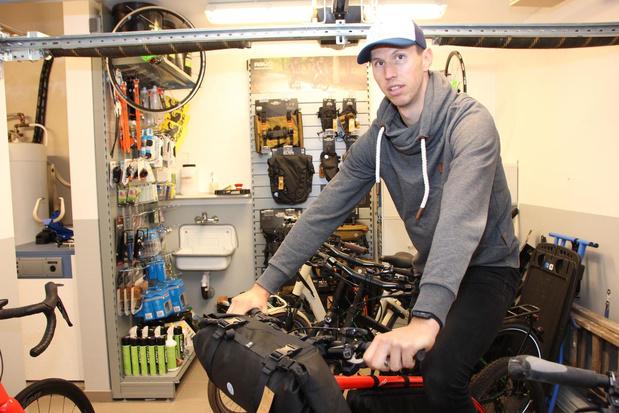 Adventure Bikes in Pittem herstelt uw fiets bij u thuis