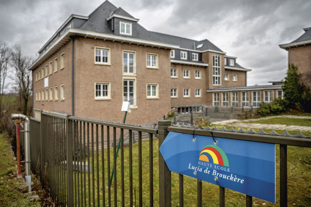 Haute école Lucia De Bouckère en Brabant wallon: courte échelle pour un mandat?