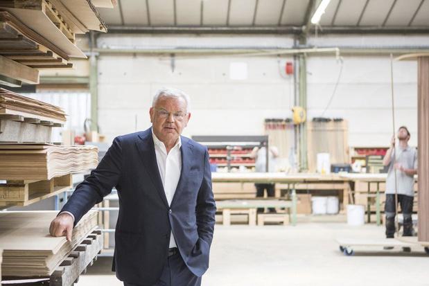 Geert Ostyn van meubelbedrijf Obumex: 'Ik weet hoe onvoorspelbaar het leven kan zijn'