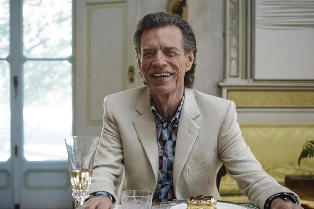 Mick Jagger, de acteur