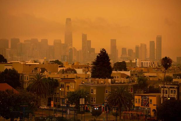 Branden in westen VS eisen steeds meer slachtoffers