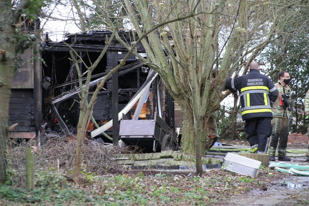 Dodelijke brand in Middelkerke, burgemeester helpt wegvluchtende krakers oppakken