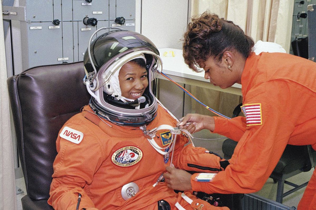 Mae Jemison, ingenieur, astronaut, activist en... arts