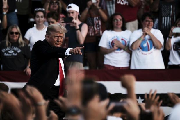 'Trump Organization wordt aangeklaagd voor belastingmisdrijven'
