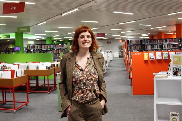Anneleen Van Offel blijft jaar langer Letterzetter van Kortrijk