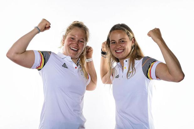 Il n'y a jamais eu autant d'athlètes féminines belges aux JO