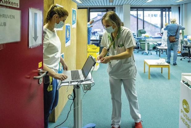 La vaccination sur les rails grâce aux TIC