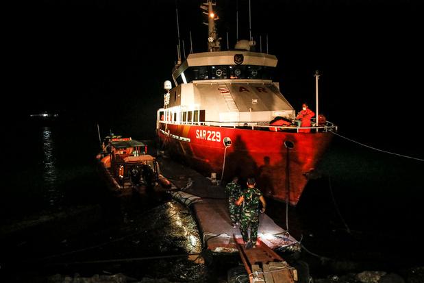 Vermiste duikboot in Indonesië: bemanning heeft nog voor drie dagen zuurstof