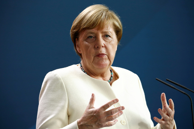 'Om werkelijk haar sporen te verdienen, wachten Merkel nog vijf grote opdrachten'