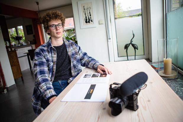 Maïm maakt opmerkelijke kortfilm met budget van 800 euro